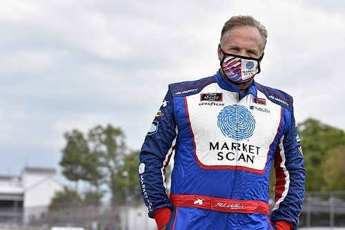 Mike Wallace indefinitely suspended from NASCAR