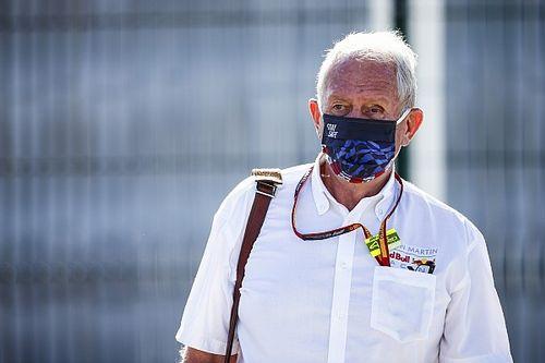 """Marko nevet a Haas pilótapárosán: """"remélem Steiner kordában tartja őket"""""""
