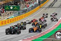 Hamilton gana el GP de Estiria y Checo remonta a la zona de puntos