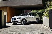 Hosszú várakozás után végre megjött a BMW iX3