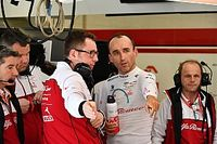Kubica to make F1 race weekend return with Alfa