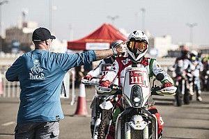Dakar: Pierre Cherpin, piloto de moto, morre após acidente sofrido no domingo