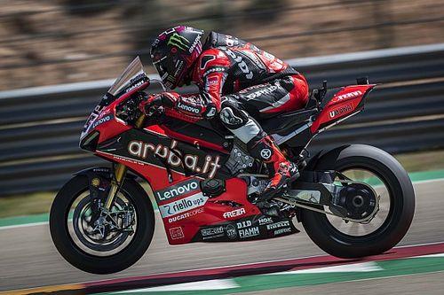 Ducati ponownie na czele
