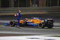 ¿Qué causó el problema de Sainz en la clasificación de Bahrein?