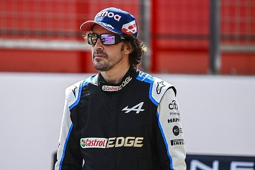 Alonso will require further jaw surgery after cycling accident
