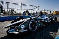De Vries topt ook tweede training in Riyadh, crash voor Frijns