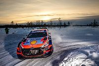 Ott Tänak dans les clous à l'Arctic Rally