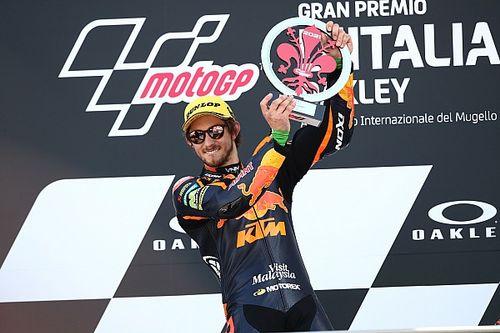 Mugello Moto2: Gardner passes Fernandez on last lap to win
