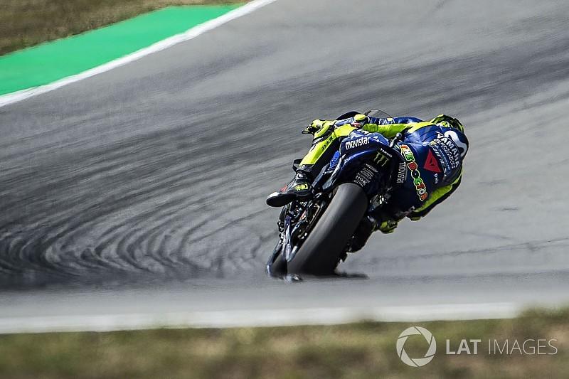 Rossi besorgt über Reifen: