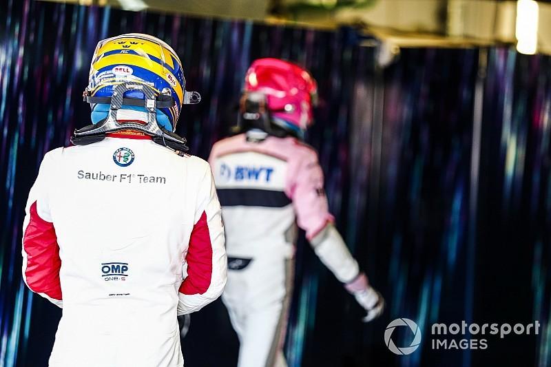Ocon, sezonu Force India'da tamamlayabilir
