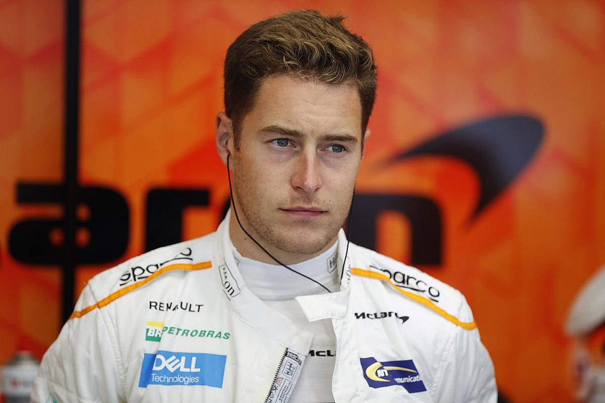 Вандорн: McLaren не добилась никакого прогресса с начала сезона
