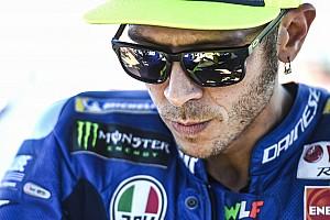 Jajal mesin Yamaha 2019, Rossi tak terkesan