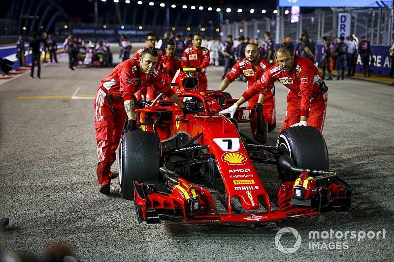 Räikkönen a Ferrari biztosítéka marad: győzelem a Sauberrel?