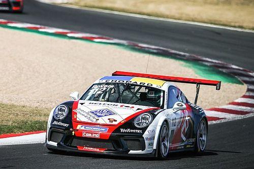 Rovera ancora a podio nella Porsche Carrera Cup France a Magny-Cours