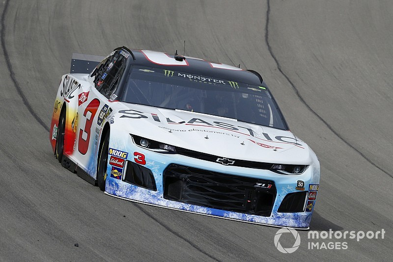 Austin Dillon leads the way in final Cup practice at Las Vegas