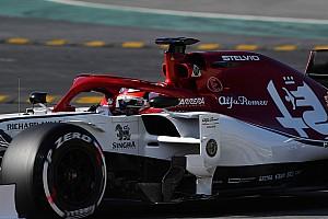 GALERI: Tes F1 Barcelona hari pertama