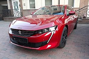 Новий фастбек Peugeot 508 вперше з'явився в Україні