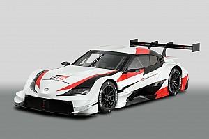 Toyota riporta la mitica Supra nel Super GT: ecco il concept presentato al Salone di Tokyo