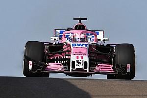 Force India had door geldproblemen één upgrade minder in 2018