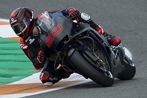 Fotogallery: ecco le foto più belle del secondo giorno di test di MotoGP a Valencia
