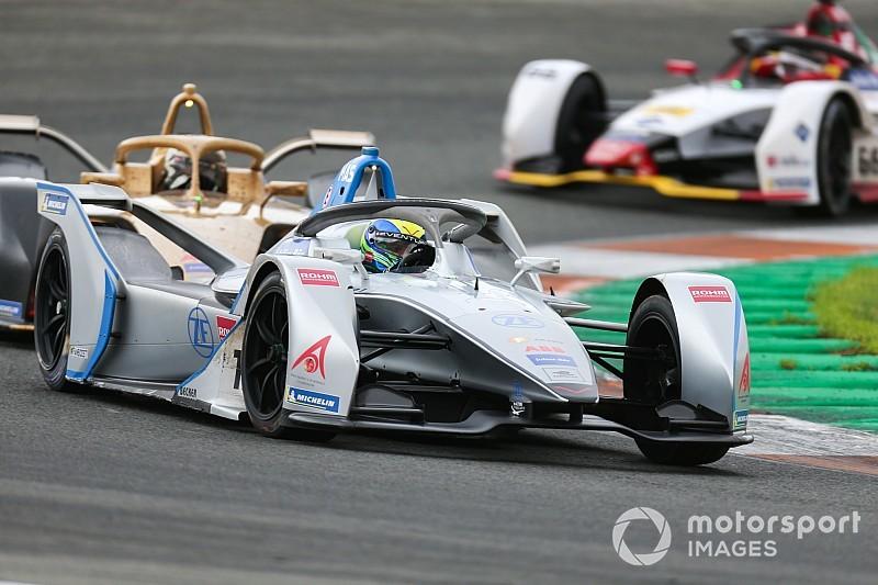 Fotogallery: ecco la griglia della Formula E 2018/2019
