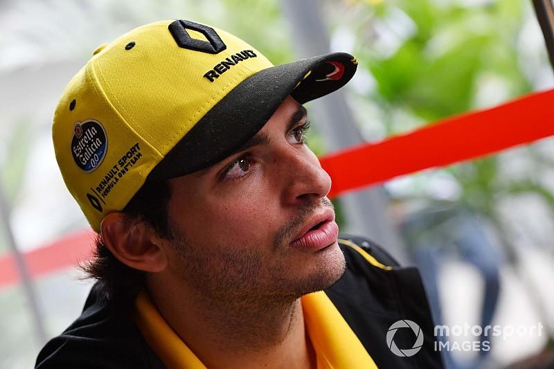 Renault відпустила Сайнса на тести з McLaren