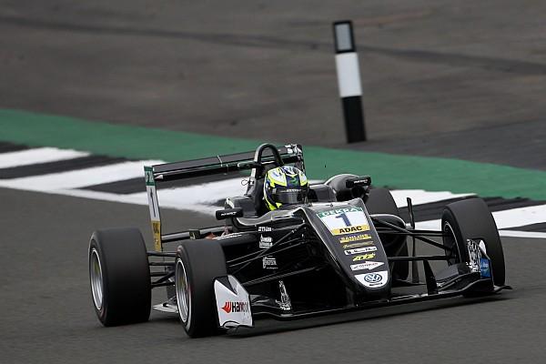 F3 Europe Silverstone F3: BMW protege Eriksson scores Race 2 win