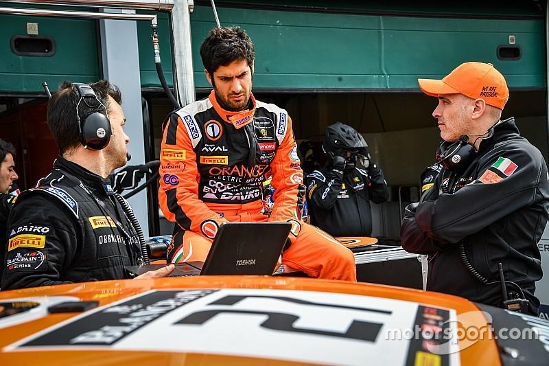 I colori Orange1 dal Team Lazarus alla Emil Frey Racing?