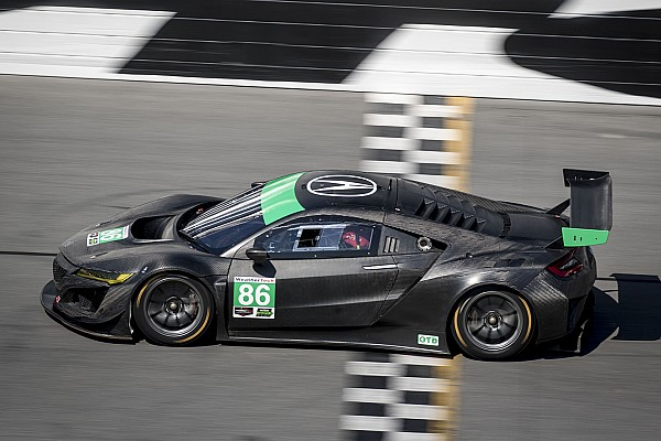 Hunter-Reay, Rahal join MSR Acura for Rolex 24