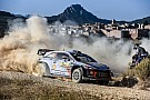 WRC Ausfallserie in Spanien: Hat Hyundai ein Aufhängungsproblem?