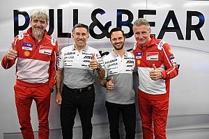 MotoGP Noticias de última hora Aspar y Ducati renuevan su acuerdo otro año más
