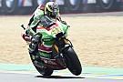 MotoGP L'Aprilia ha provato un cambio seamless evoluto a Barcellona
