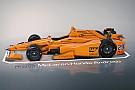 Explorez la voiture de Fernando Alonso à l'Indy 500 en 3D!