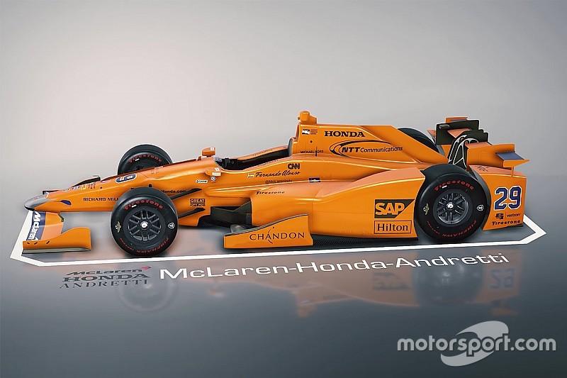 ¡Disfruta del IndyCar de Fernando Alonso en 3D!