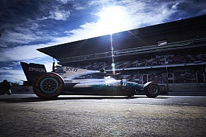 Fórmula 1 Galería La temporada 2017 de Mercedes en 50 fotos