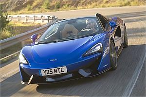 Automotive News Im Test: Der McLaren 570S Spider
