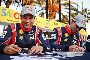 WRC News Rollentausch: Andreas Mikkelsen und Beifahrer wechseln die Plätze