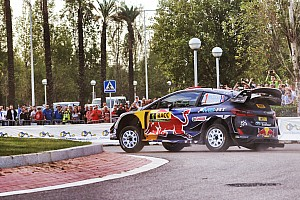 WRC Rapport d'étape ES10 à 12 - Ogier deuxième derrière Meeke samedi soir