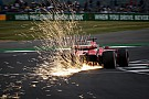 Bildergalerie: Die schönsten Funkenflug-Fotos der F1 in Silverstone