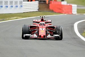 Fórmula 1 Noticias Pirelli explica el fallo del neumático de Raikkonen en Silverstone