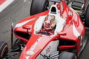 FIA F2 Practice report F2 Hongaria: Leclerc cetak waktu tercepat, Gelael P16 di latihan