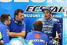 Iannone desak Suzuki perbaiki masalah roda belakang