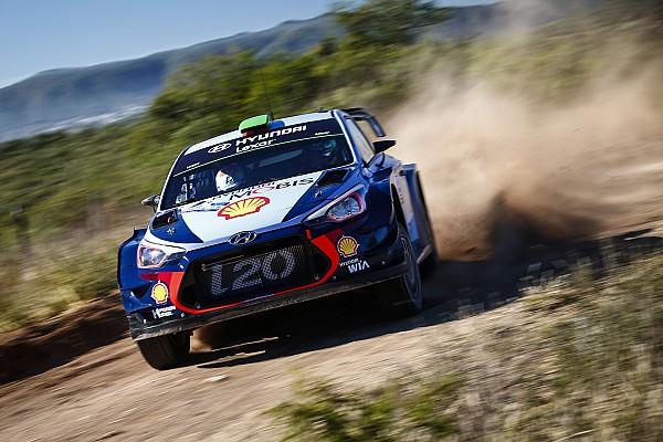WRC Résumé de spéciale ES6 à 8 - Deux scratchs pour Paddon, Evans creuse l'écart