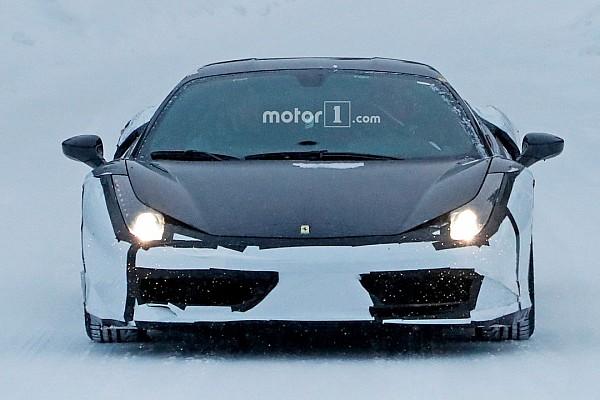 Ferrari mijote une 488 encore plus puissante !