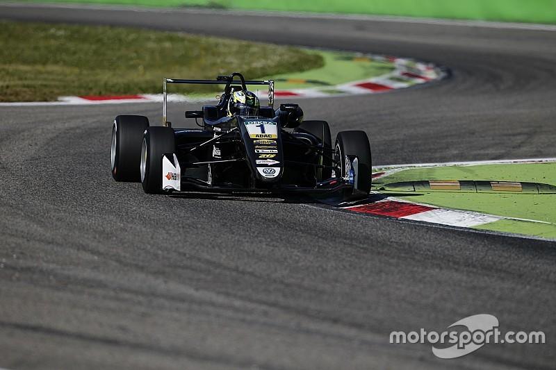 فورمولا 3: إريكسون يُهيمن على السباق الثاني في مونزا مُحرزًا فوزه الثاني في البطولة