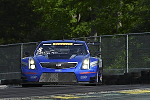 PWC Race report CTMP PWC: Cadillac uses strategy to run away with Race 1 SprintX win