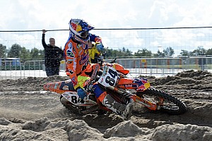 Mondiale Cross MxGP Qualifiche Jeffrey Herlings centra la terza pole stagione ad Assen. Cairoli 10°