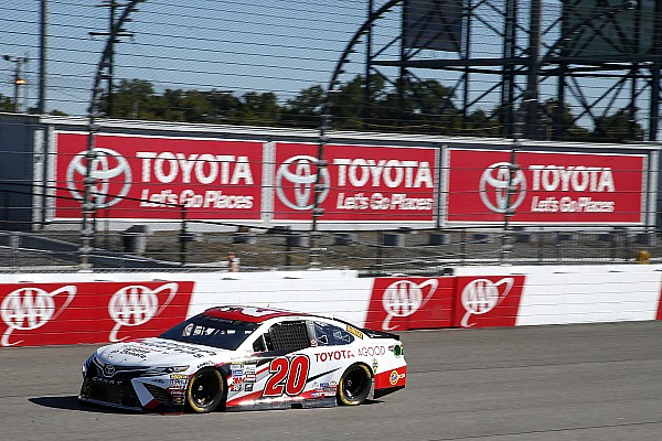 NASCAR Cup NASCAR-Finale der Regular-Season in Richmond: Kenseth auf Pole