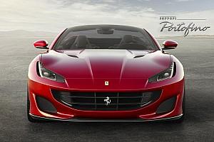 Prodotto I più cliccati Fotogallery: i primi scatti ufficiali della Ferrari Portofino