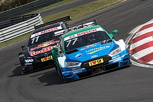 DTM Breaking news Cost of running DTM cars is